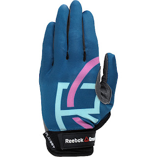 Sports authority 25% off one item: Reebok Men's CrossFit Gloves