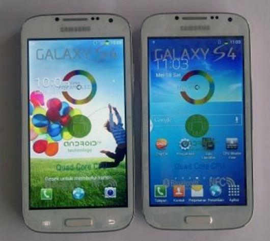 Cara Bedakan Galaxy S4 Asli dan Galaxy S4 China