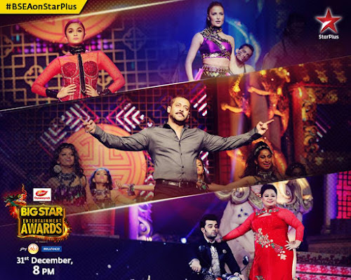 Big Star Entertainment Awards 2015 Full Show on HDTVRip 720P Free Download