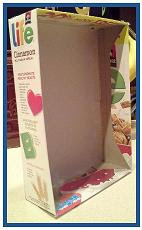 cereal box tip