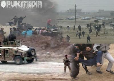 بين ساحات الاعتصام السنية وتظاهرات الشيعة سلوك ووقفات