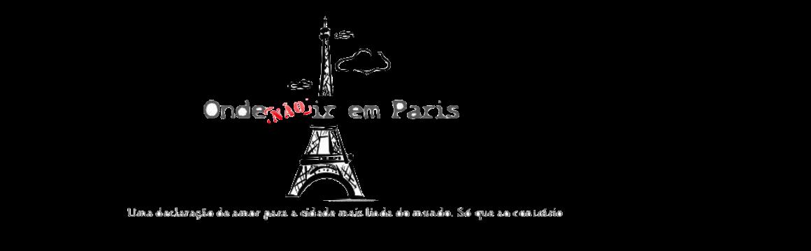 Onde  N Ã O ir em Paris