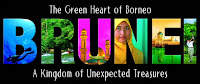 brunei A Sun Blessed Tropical Oasis