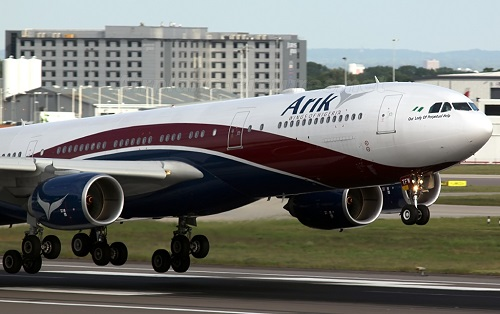 Man Dies Aboard Arik Air's Owerri-Lagos Flight