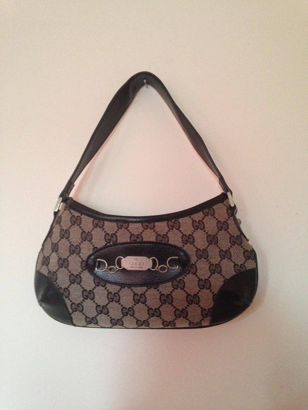 mazarashop  sold original gucci handbag