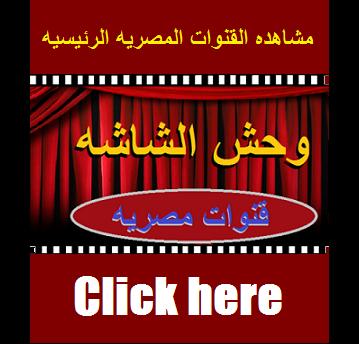 موقع وحش الشاشه للقنوات المصريه