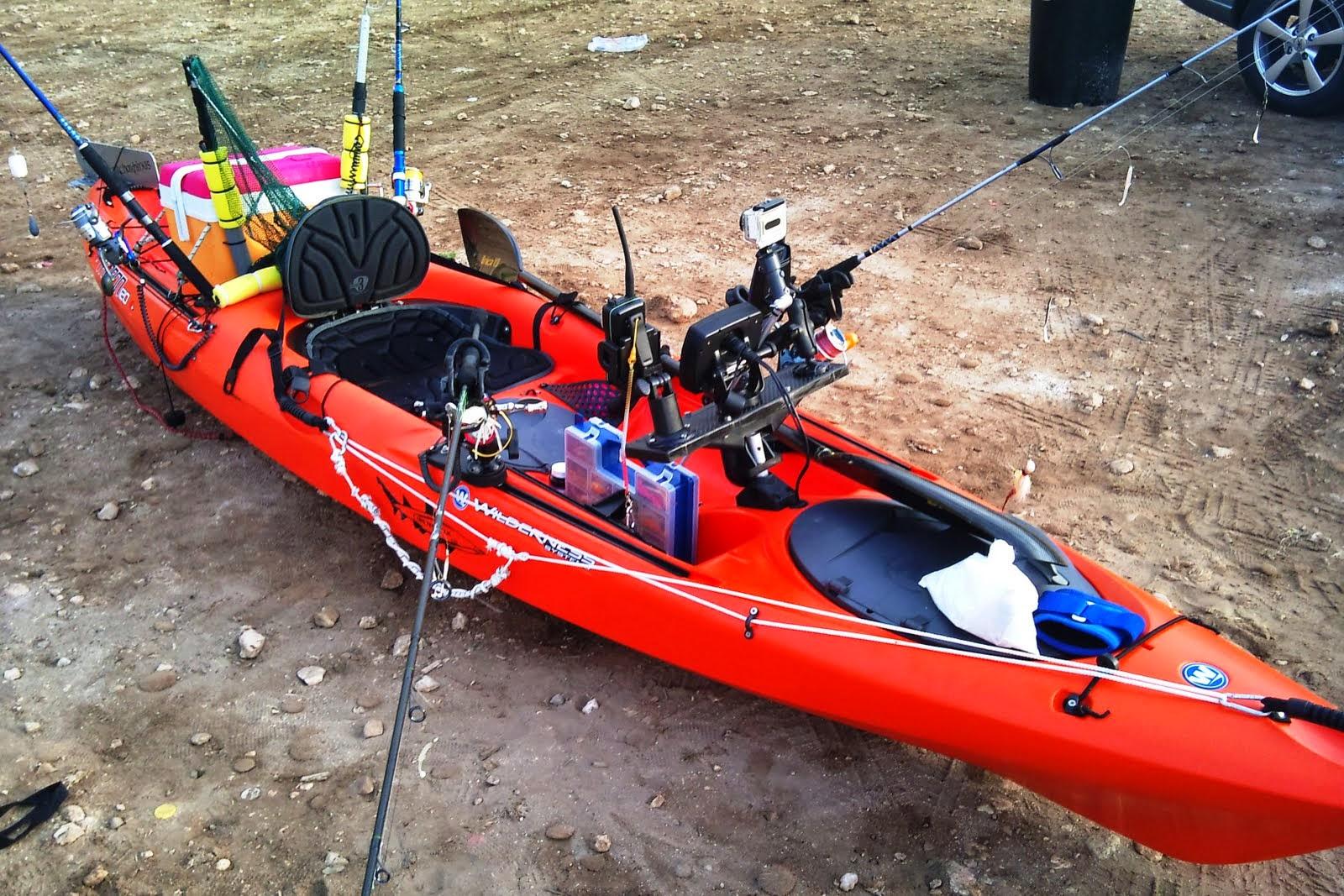 El Blog De Carcharinus Vendo Mi Kayak Tarp 243 N 120
