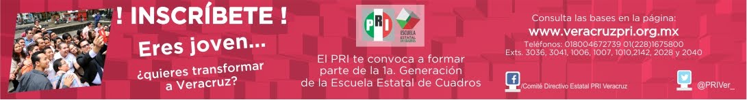 Nuevos cuadros PRI Veracruz