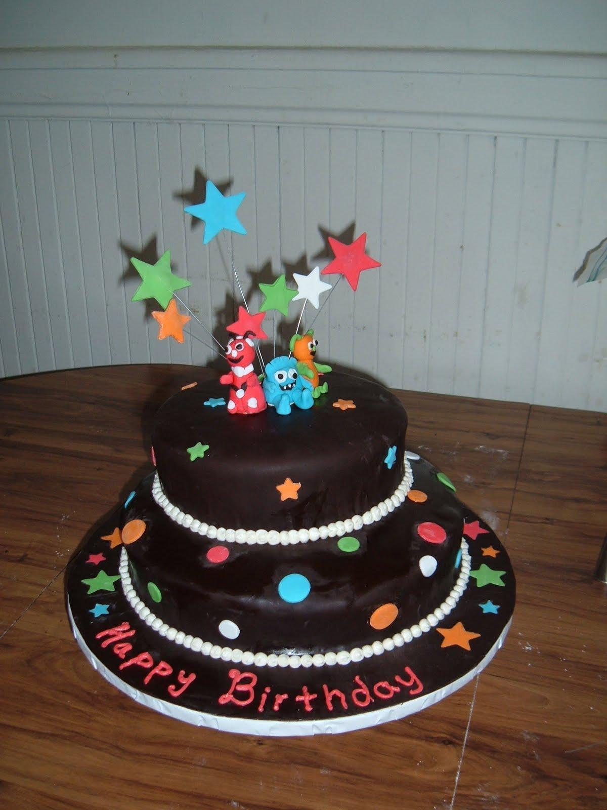 Del Corazon Cakes
