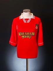 1998-00 Wrexham Home Shirt