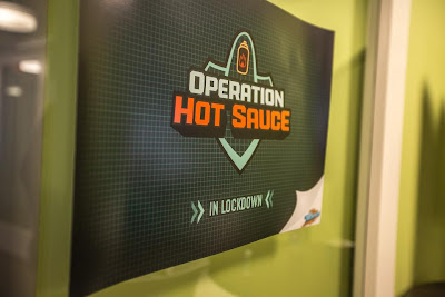 Operation: Hot Sauce Sneak Peek