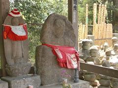 杉本寺身代地蔵