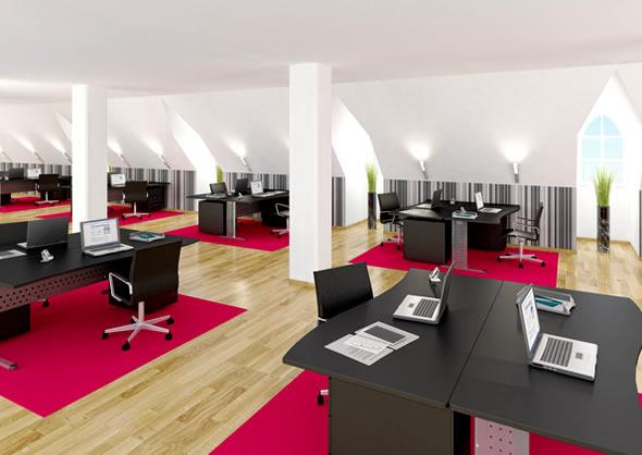 Modern Office Design Living Room Design Ideas