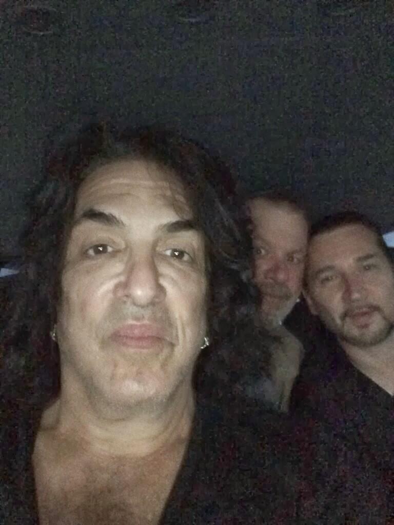 Eric Singer Kiss 2013 Paul stanley  amp  eric singerEric Singer Kiss 2013