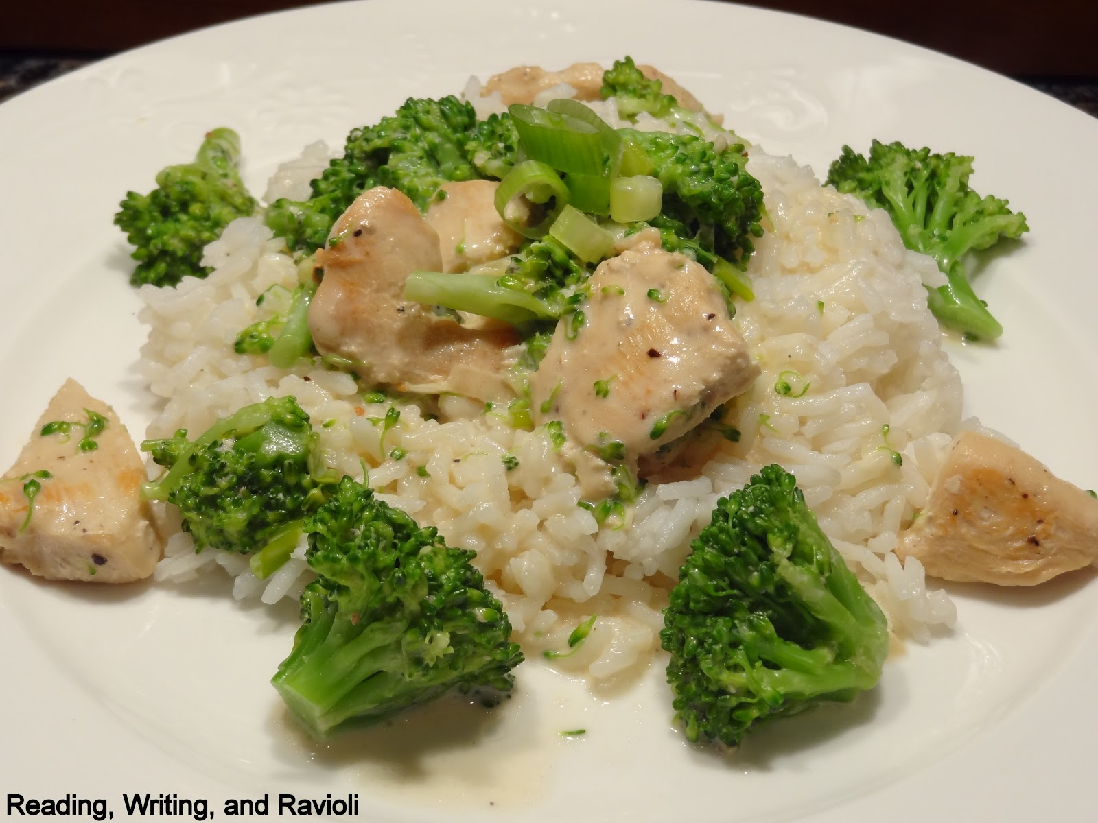 How to cook cream sauce for broccoli