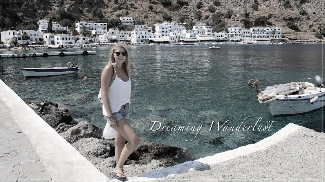 Dreaming Wanderlust