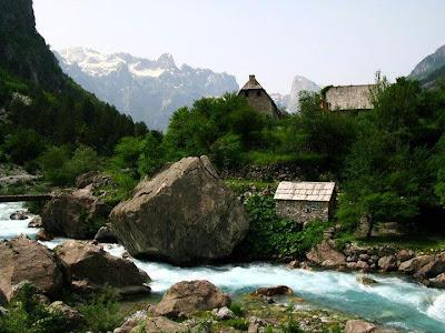 Montagne dell'Albania