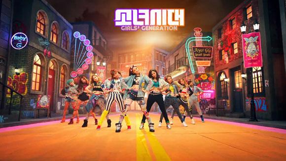 3 nhóm nhạc K-Pop chăm chỉ nhất nửa đầu năm 2013 1