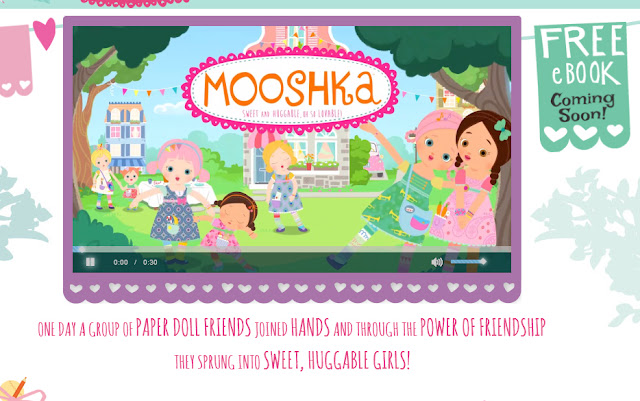 Mooshka Website