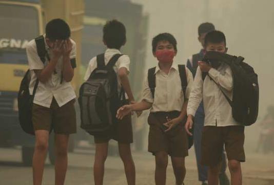 Surat Edaran Mendikbud Tentang Penanganan Pendidikan pada Daerah Terdampak Bencana Asap