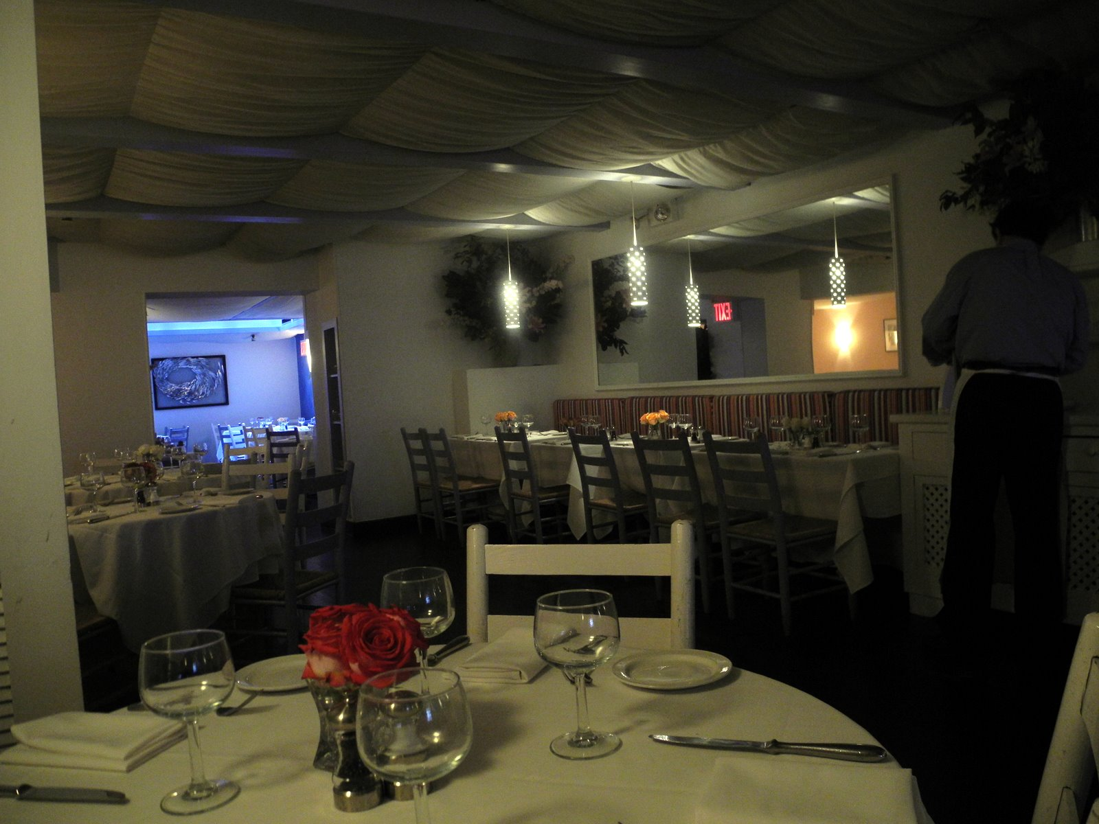 Periyali Elegant Greek Seafood