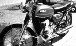 Speedo Cable 500 CC Suzuki T500 1967