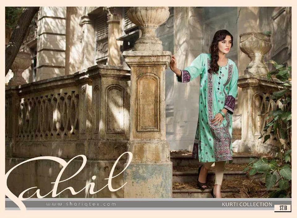 Latest Winter Kurti Dress 2015