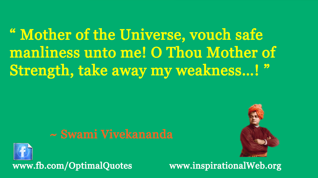 famous inspirational quotes by swami vivekananda famous