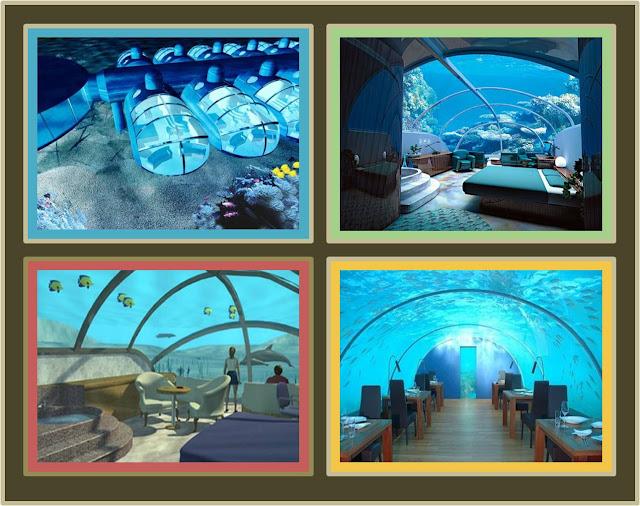 5 hoteles raros del mundo taringa for Hoteles mas lujosos del mundo bajo el mar