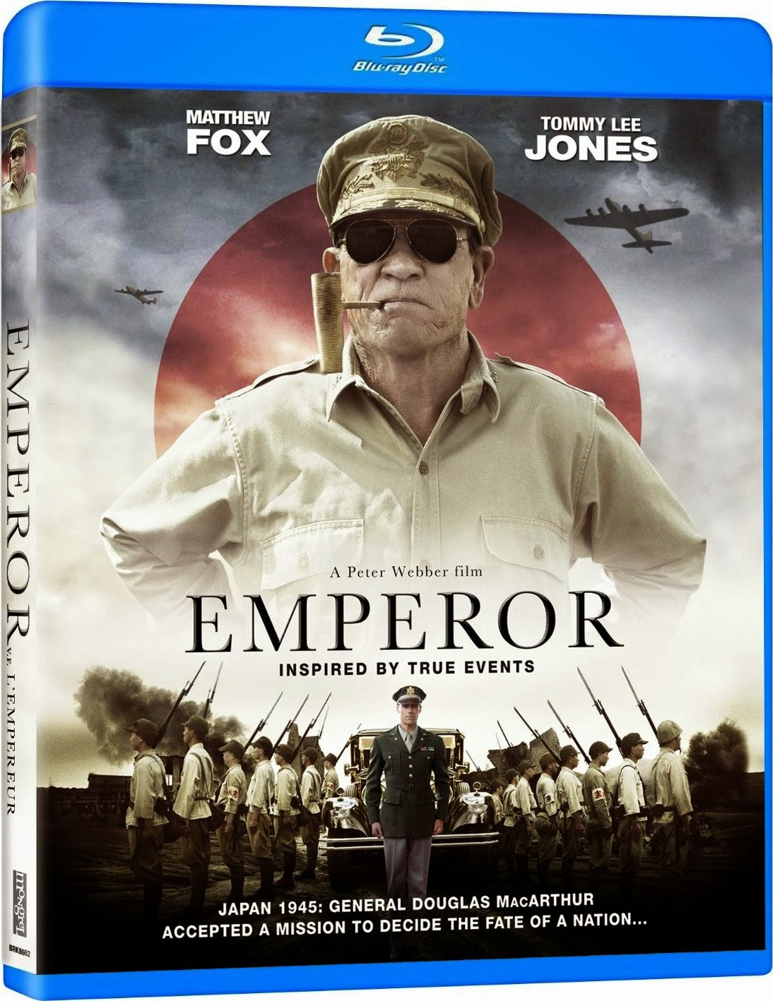 Imperador (2014) BluRay 720p Dublado