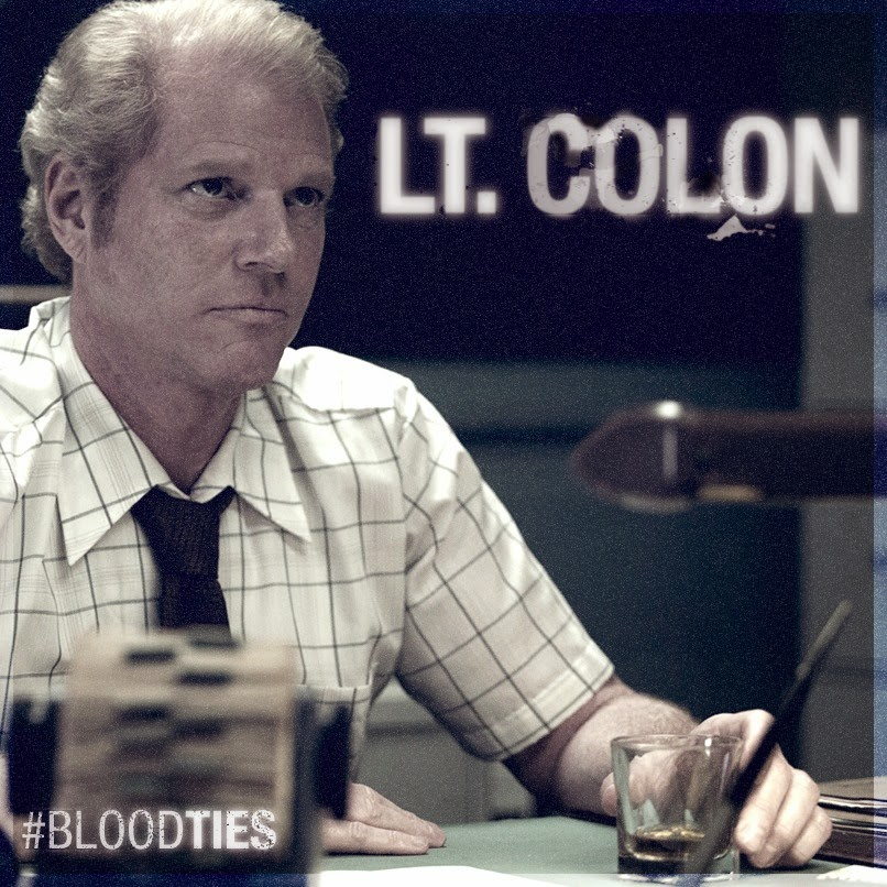 blood ties lieutenant colon