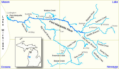 Pere Marquette River