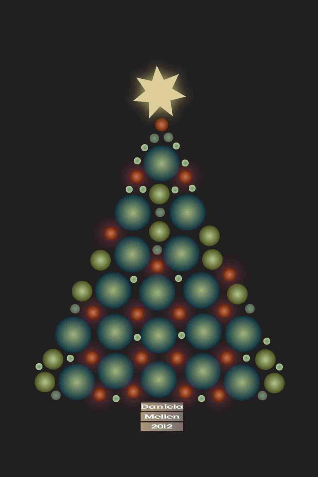 Christmas Tree Shapes Shapes to make up a tree.