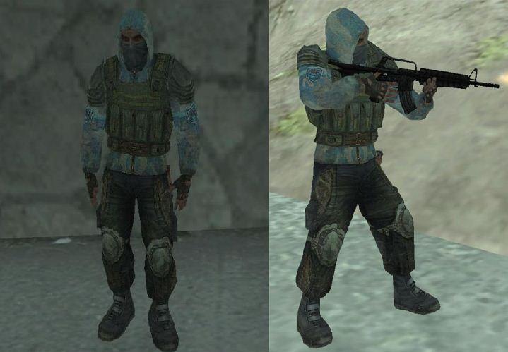 Skins para militares o policias swat. o otra cosa. Hoodpreview