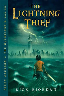 Review- The Lightning Thief