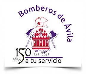 150 aniversario bomberos de Ávila 1863-2013