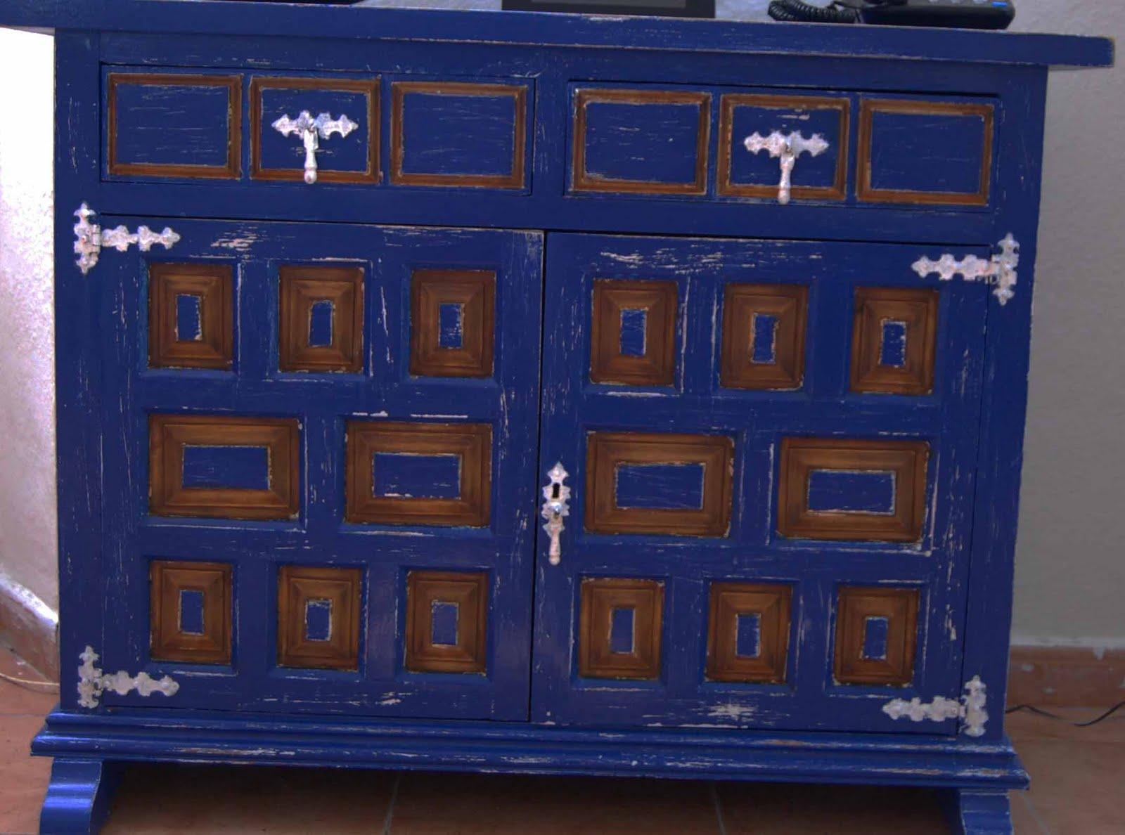Mueble castellano antiguo mueble castellano antigedades - Modernizar muebles antiguos ...