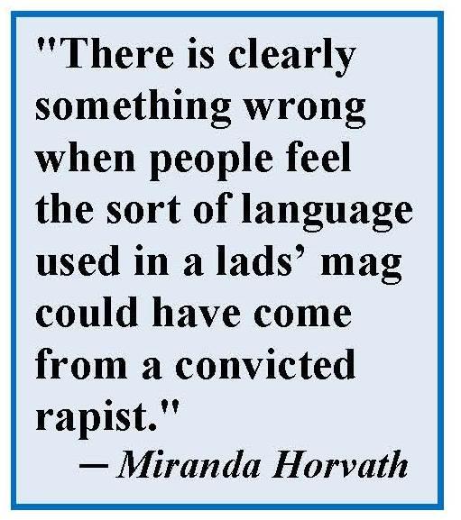 """""""Sex offender programmes ..."""