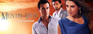 Ver la novela de televisión Televisa, Mentir para Vivir Capítulo 36 ...