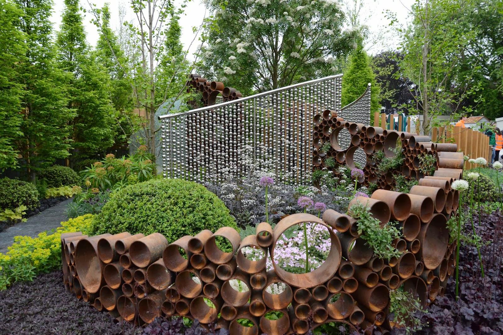 Сад и огород дизайн интересные идеи