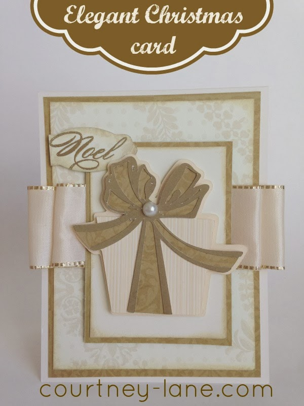 anna griffin elegant christmas card - Elegant Christmas Cards