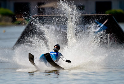 Men, World Cup, Skiing, Championship, Water, Chile, Lake, Participants, Santiago, Los Morros, Sports, Canada, Jump, Eliminator,