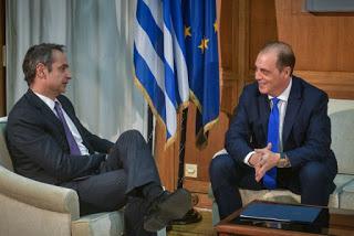 Βελόπουλος για την ένταση με την Τουρκία.... Μεταφορά τώρα των παράνομων μεταναστών σε ..