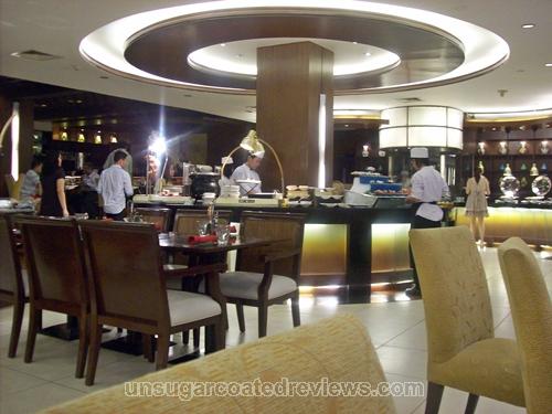 Seasons buffet Manila Pavilion Hotel