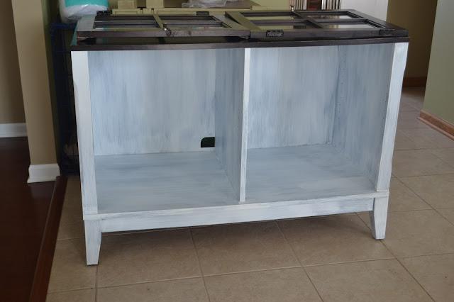 Cherry Chalk Paint Kitchen Cabinets