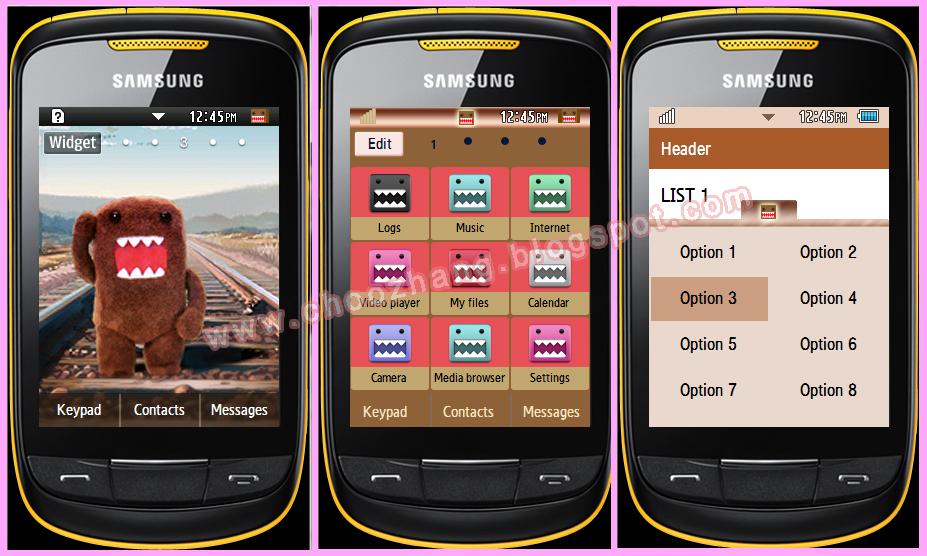 Mobile9+themes+samsung+s3850