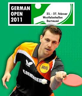 ИТТФ ПРО ТУР Открытый чемпионат Германии 2011