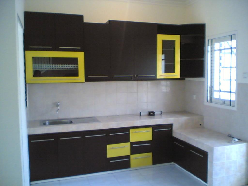 gambar dapur minimalis modern isi rumahku