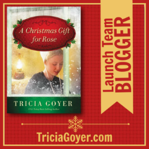 Tricia Goyer's Fiction Support Team