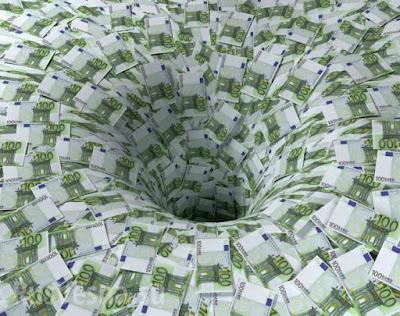 Европейские налогоплательщики финансируют «черную дыру» Украины
